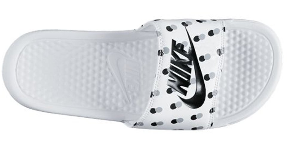 Nike Benassi Jdi Print Womens Style: 618919-105 Size: 8 by NIKE