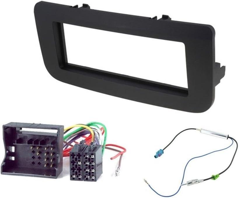 gaixample.org antenna adapter 1 DIN Car stereo facia radio adapte ...