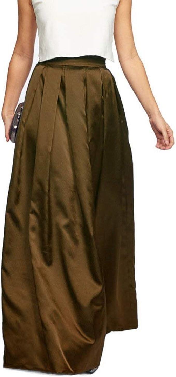 Röcke Damen Casual Young Fashion Sommerrock Damen Elegante