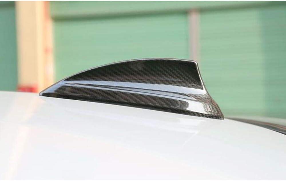 Style suppl/émentaire 2016 , Pour BMW S/érie 2//3//4//5//7 M4 Cache dantenne en fibre de carbone en forme daileron de requin M2 M3