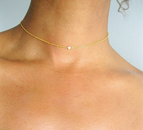 Best Solitaire Diamond Choker Necklace To Buy In 2019 Goriosi Com