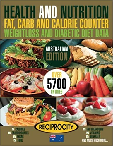 Health Nutrition Fat Carb Calorie Counter Weightloss