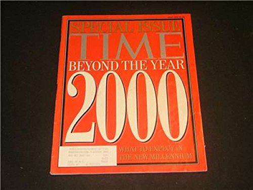 Time Fall 1992 Special Issue: Beyond The Year 2000