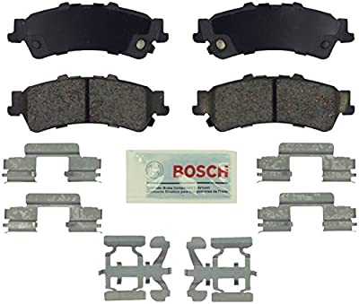 Bosch BE792H Blue Disc Brake Pad Set with Hardware