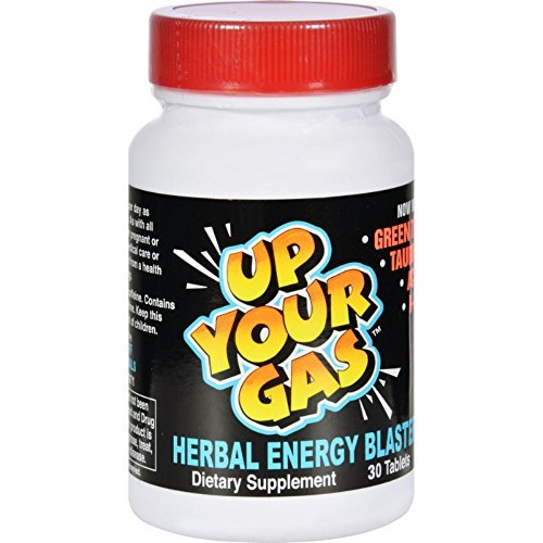Herbal Energy Blaster - Hot Stuff Up Your Gas Herbal Energy Blaster - 30 Tablets by Hotstuff