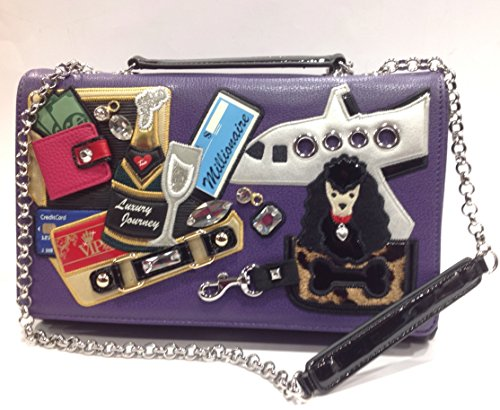 Borsa A Unico Cartoline B10773 Journey Braccialini Colore Manici Luxury Con Catena Rf0rRqSw