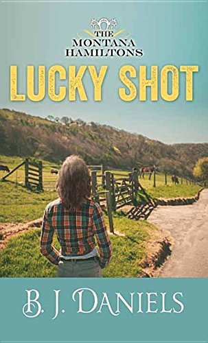 book cover of Lucky Shot
