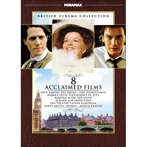 8-Film British Cinema Collection V.2 (Hugh Grant Collection)