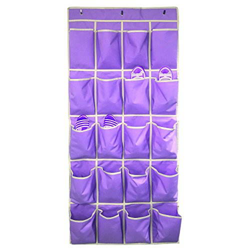 Closet Complete Pocket Organizer Lavender
