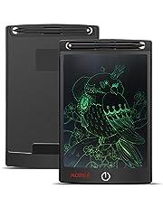 NOBES Tableta de escritura LCD 8.5 Inch,Tablero de dibujo de gráficos,Pizarra magnética del mensaje,Memo Pad Electrónico con Lápiz Táctil de Notas para Niños, Clase, Oficina, Familia