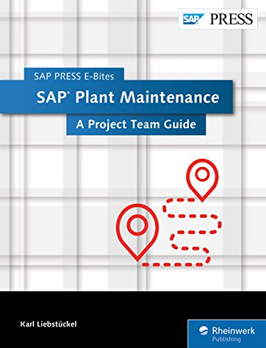 Plant Maintenance With Sap Ebook