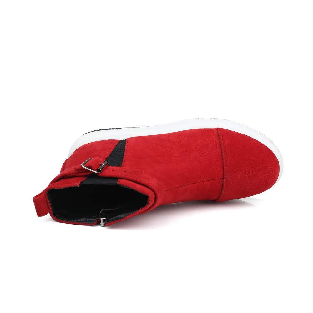 Aimint EZR00288, Damen Plateau, Rot Rot Rot - rot - Größe  41 18258a