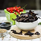 Savory Wild Vegan Portabella Mushroom Jerky