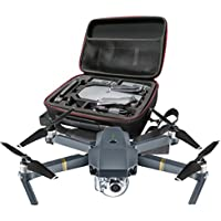 Carrying Case for DJI Mavic Pro RC Quadcopter,Rucan Hardshell Shoulder Waterproof box Suitcase bag