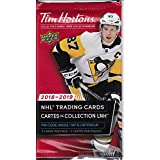 2018-2019 Tim Hortons Hockey 3 Card Pack