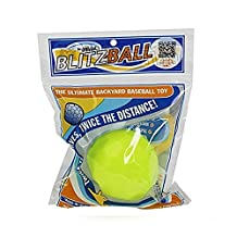 Blitzball B00015 Plastic Baseball