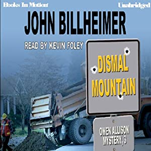 Dismal Mountain Audiobook