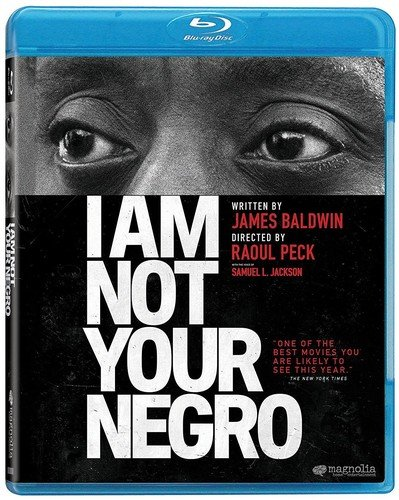 Blu-ray : I Am Not Your Negro (Blu-ray)