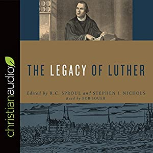 The Legacy of Luther Hörbuch