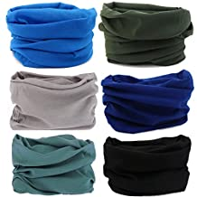 Outdoor Multifunctional Sports Magic Scarf, Magic Bandanas Tube, Seamless Scarf, Collars Muffler Scarf Face Mask, High Elastic Magic Headband with Uv Resistance, Headscarves, Headbands