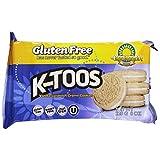 Kinnikinnick KinniToos Vanilla Sandwich Creme Cookies, 220 Gram