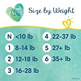 Diapers Size 3, 116 Count - Pampers Pure Protection