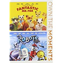 Fantastic Mr Fox / Robots by 20th Century Fox