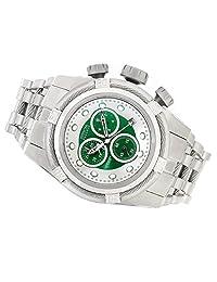 Invicta Reserve 52mm Bolt Zeus Swiss Movement Quartz Chronograph Stainless Steel Bracelet Watch Model 21806