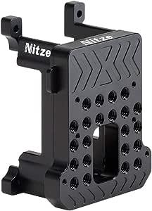 Nitze Z Cam E2 Universal V/Gold Mount QR Adapter - E2-FS-V2
