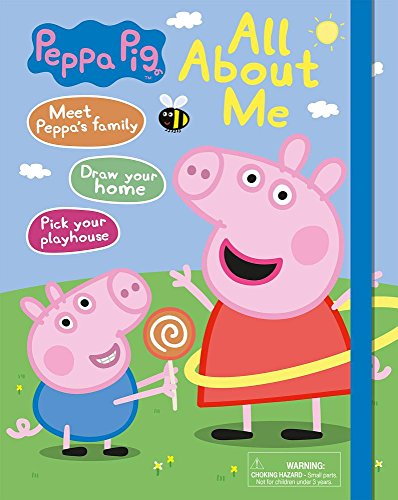 Download Peppa Pig All About Me Book Pdf