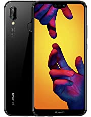 Huawei P20 Lite 64 GB 5.8-Inch FHD+ FullView Android 8.0 SIM-Free Smartphone, Dual SIM, UK Version - Midnight Black