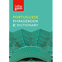 Collins Portuguese Phrasebook and Dictionary Gem Edition: Essential phrases and words (Collins Gem) (Portuguese Edition)