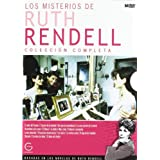 Ruth Rendell Mysteries (17 Films) - 14-DVD Box Set ( Master of the Moor / Vanity Dies Hard / The Secret House of Death / The Double / Bribery & Corruption [ NON-USA FORMAT, PAL, Reg.2 Import - Spain ] by George Baker