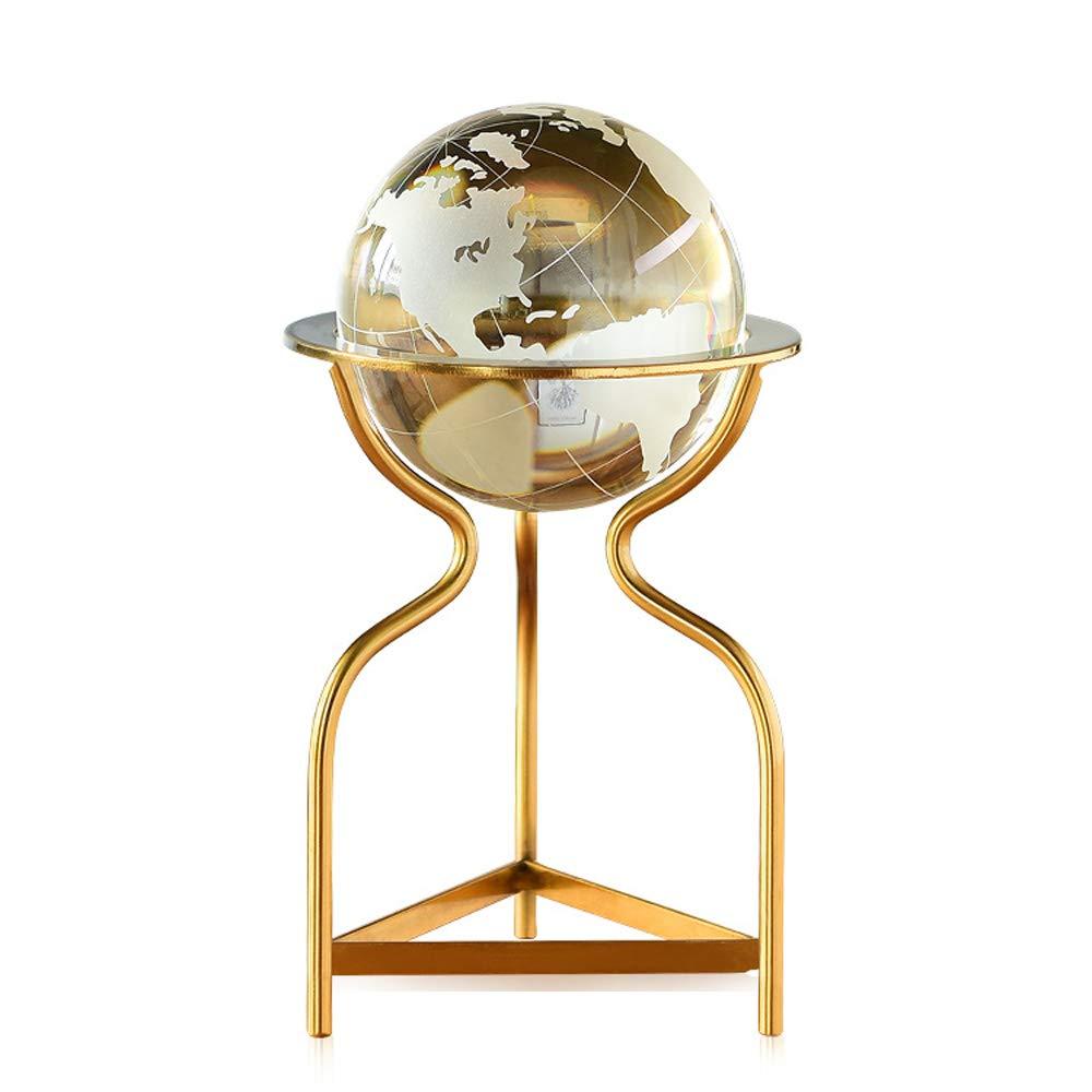 HuAma Accesorios para El Hogar, Bola De Cristal Creativa Globo(Gran Tamaño)