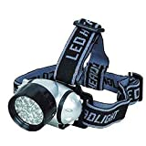 Blue Dot Trading 12W Headlamp 12 LED Headlight Torch for Fishing, Mechanic, Inspection, Work and More
