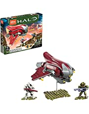Mega Construx GNB24 Halo Infinite Banished Banshee, pojazd z 218 klockami, od 8 lat