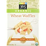 365 Everyday Value Organic Wheat Waffles, 13 oz