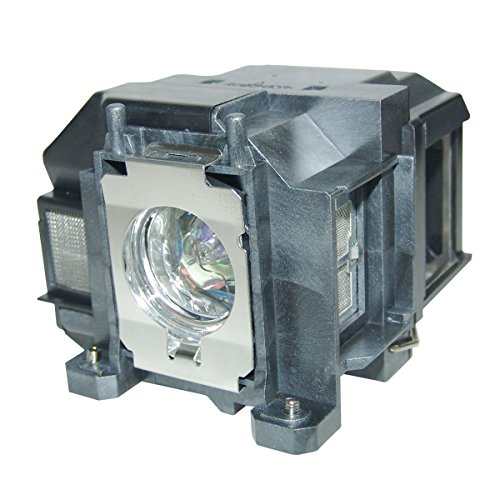 Epson EX7210 Projector Lamp with High Quality 200 Watt Osram UHE Projector Bulb ()