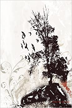 Book Journal Your Life's Journey: Tree With Birds, Lined Journal, 6 x 9, 100 Pages