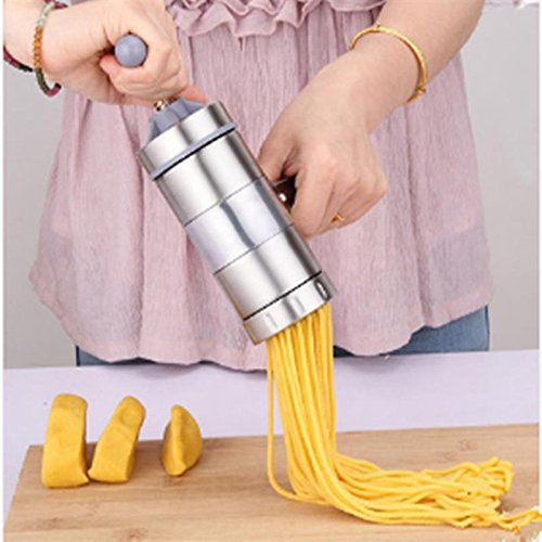 Copter Shop Stainless Steel Pasta Noodle Maker Machine