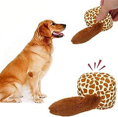 Legendog Juguete para Perro de Juguete Juguete Interactivo para Perros de Peluche Shake Ball Juguete para Mascotas: Amazon.es: Productos para mascotas