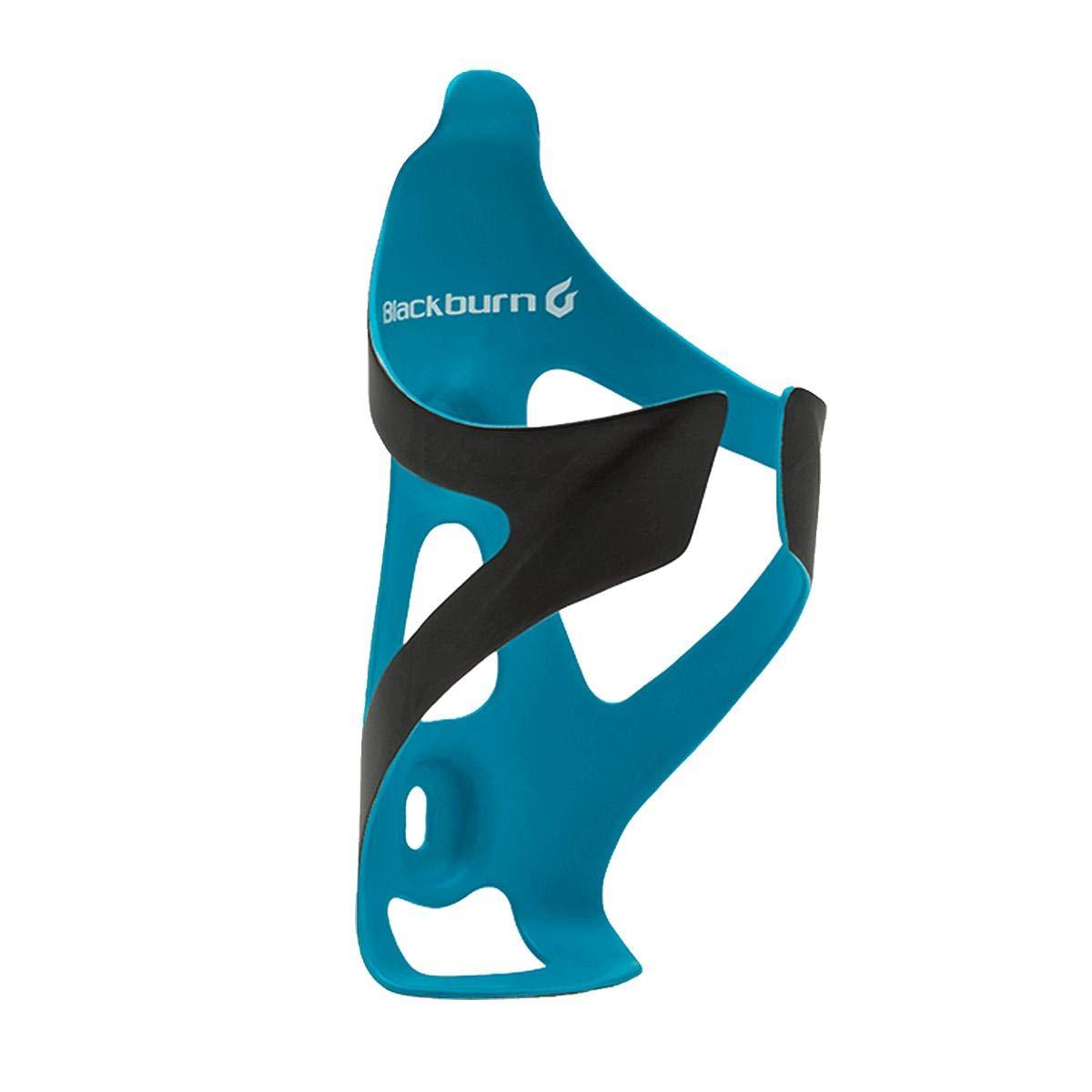 Blackburn Camber UD Carbon Cage Matte Black/Blue, One Size