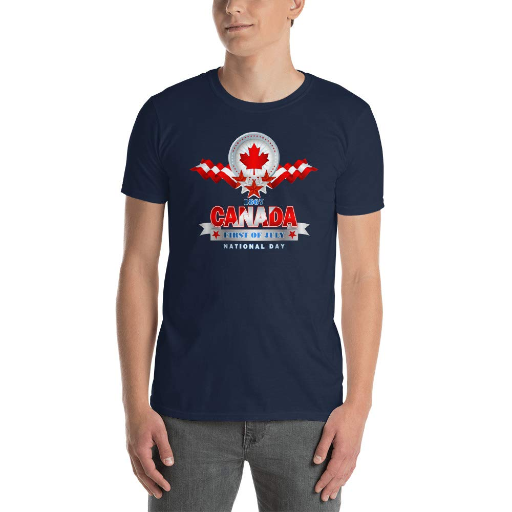 Canada 1867 First Of July National T Shirt