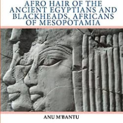 Afro Hair of the Ancient Egyptians and Blackheads, Africans of Mesopotamia