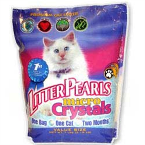 Ultra Fresh Crystals Cat Litter, 3.5-Pound Containers (Pack of 2), My Pet Supplies