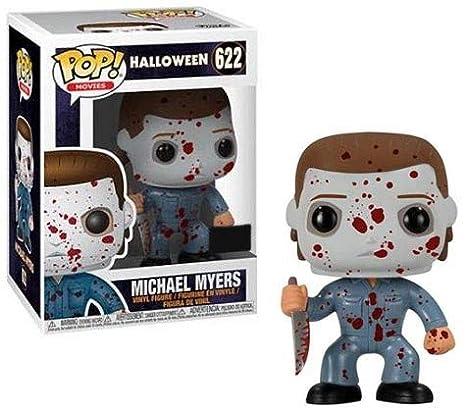 funko pop movies 622 halloween michael myers bloody exclusive vinyl figure