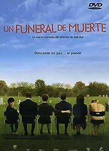 Un funeral de muerte [DVD]