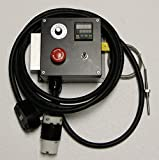 240v Electric BIAB (Boil In A Bag) Home Brewery Controller with 4 Prong Power Cord