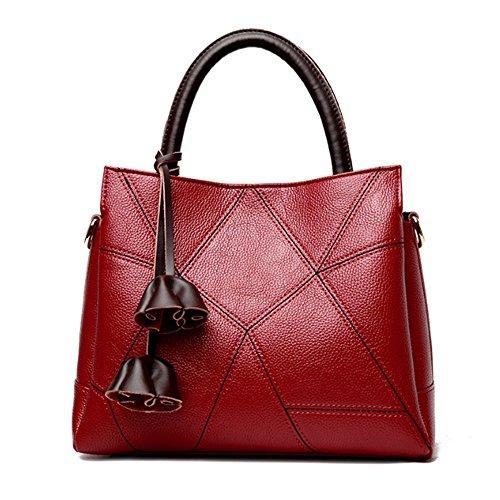 Eysee - Bolsa Mujer rojo vino