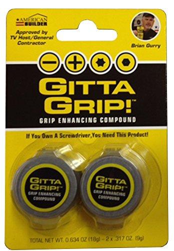 (GITTA GRIP GG-1 Grip-Enhancing Compound (Pack of 2))